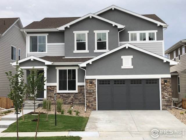 6690 Balsam St, Arvada, CO 80004 (MLS #900173) :: Tracy's Team