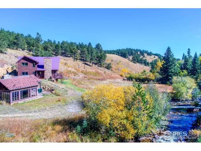 1770 County Road 100, Ward, CO 80481 (MLS #900950) :: 8z Real Estate