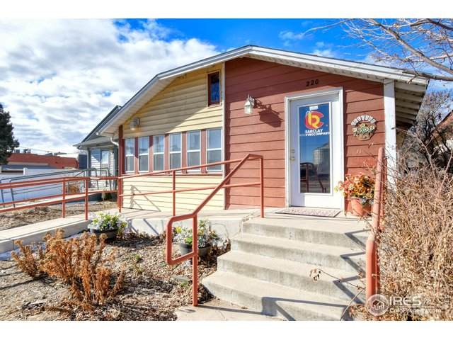 220 Oak Ave, Eaton, CO 80615 (MLS #902432) :: J2 Real Estate Group at Remax Alliance