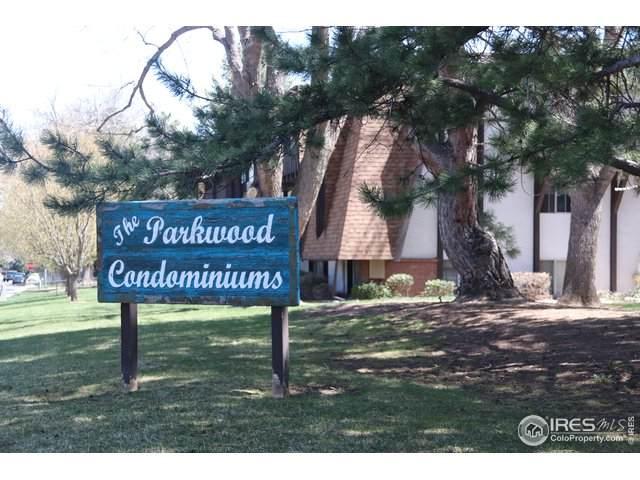 1305 Kirkwood Dr #102, Fort Collins, CO 80525 (#903805) :: milehimodern