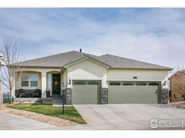 8339 E 150th Pl, Thornton, CO 80602 (MLS #904120) :: Colorado Home Finder Realty