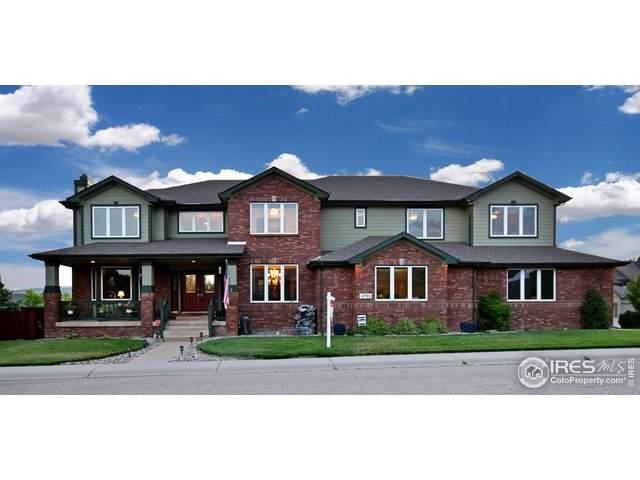 4703 Prairie Ridge Dr, Fort Collins, CO 80526 (MLS #905460) :: Wheelhouse Realty