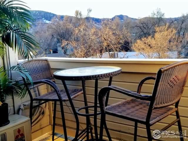 2201 Pearl St #309, Boulder, CO 80302 (MLS #905491) :: Jenn Porter Group