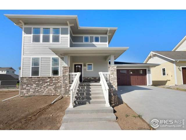 2145 Yearling Dr, Fort Collins, CO 80525 (#907413) :: Kimberly Austin Properties