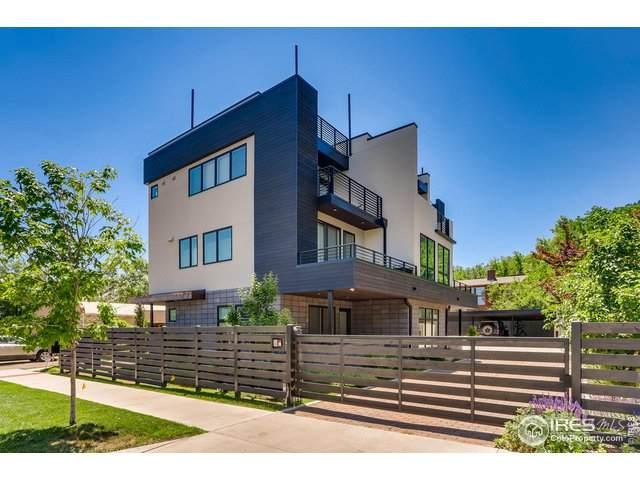 370 Arapahoe Ave C, Boulder, CO 80302 (MLS #907869) :: Hub Real Estate