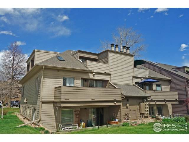 3715 Birchwood Dr #16, Boulder, CO 80304 (MLS #910031) :: Jenn Porter Group