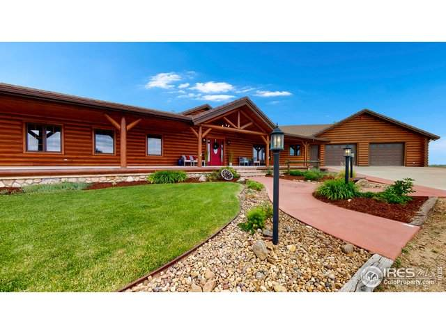 8045 E County Road 16, Johnstown, CO 80534 (#913454) :: James Crocker Team