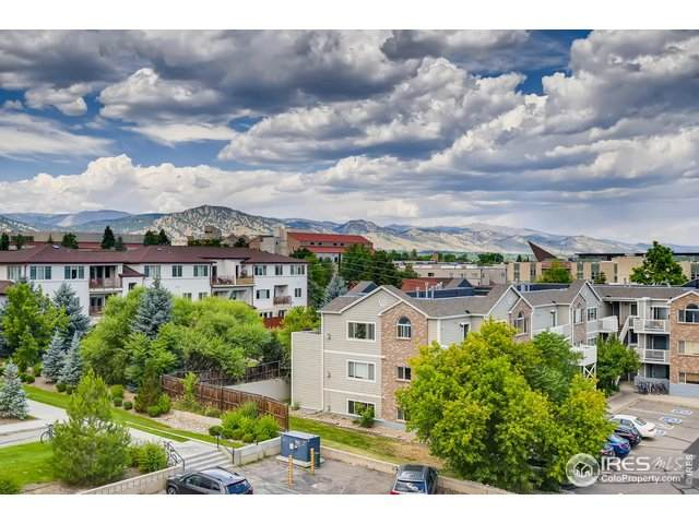 805 29th St #560, Boulder, CO 80303 (#917147) :: James Crocker Team
