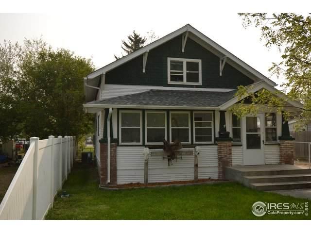 550 Custer Ave, Akron, CO 80720 (MLS #917658) :: 8z Real Estate
