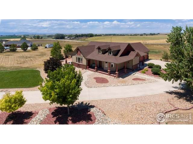 39946 Ridgecrest Ct, Severance, CO 80610 (MLS #919419) :: Wheelhouse Realty