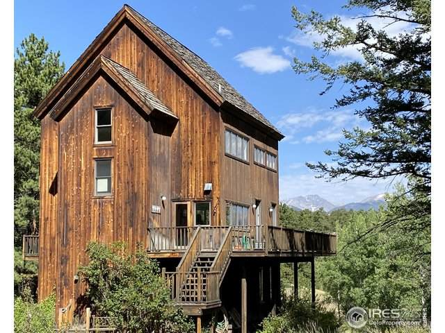 3220 Little Valley Rd, Estes Park, CO 80517 (#919420) :: Kimberly Austin Properties