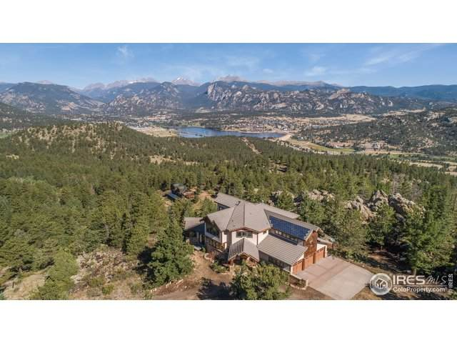 2864 E Highway 36, Estes Park, CO 80517 (MLS #920057) :: Hub Real Estate
