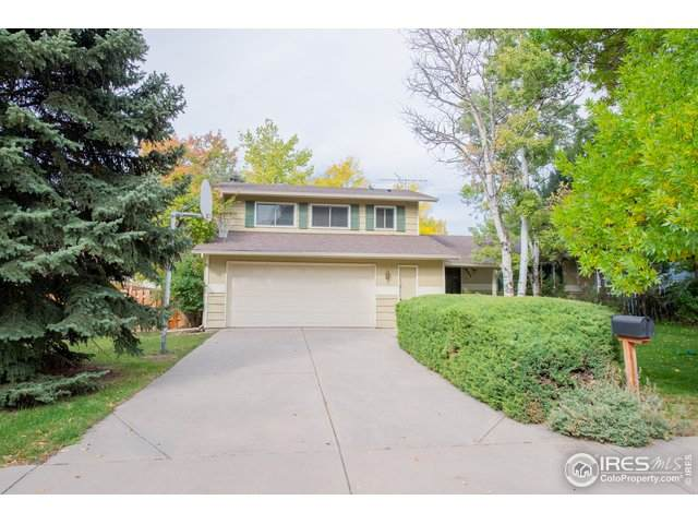2807 Brookwood Dr, Fort Collins, CO 80525 (MLS #923853) :: Fathom Realty