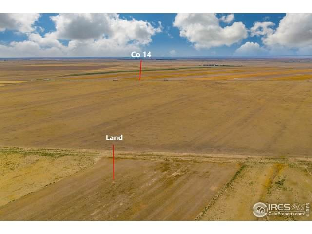 0 County Road 87, Briggsdale, CO 80611 (MLS #923929) :: J2 Real Estate Group at Remax Alliance