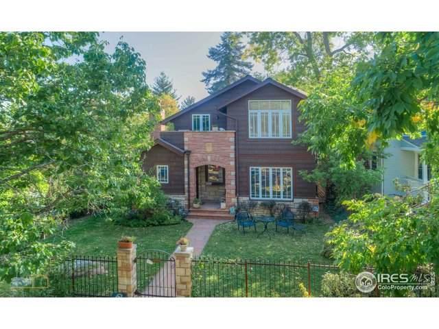 930 Grant Pl, Boulder, CO 80302 (MLS #925100) :: Downtown Real Estate Partners