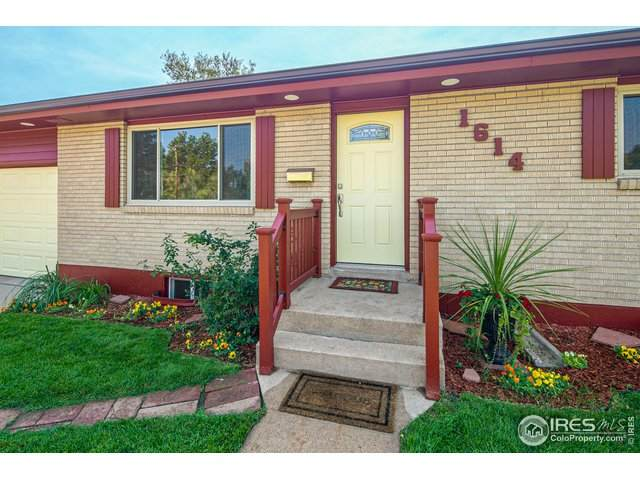 1614 25th St, Greeley, CO 80631 (MLS #925349) :: 8z Real Estate
