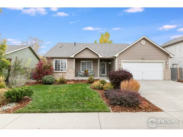 3713 Homestead Dr, Mead, CO 80542 (MLS #925439) :: Tracy's Team