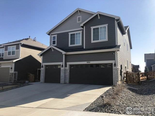 5932 Cross Creek Dr, Fort Collins, CO 80528 (MLS #934925) :: Downtown Real Estate Partners