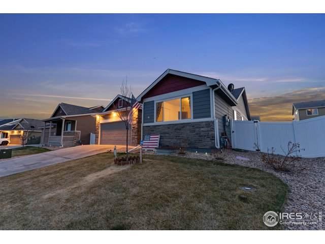 709 Mt Evans Ave, Severance, CO 80550 (MLS #937076) :: Jenn Porter Group