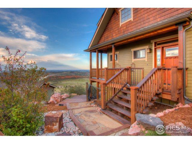 200 Galena Ct, Bellvue, CO 80512 (MLS #815667) :: 8z Real Estate