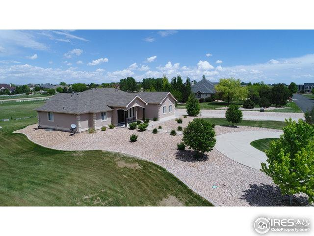 350 N Shore Cir, Windsor, CO 80550 (MLS #817060) :: The Daniels Group at Remax Alliance