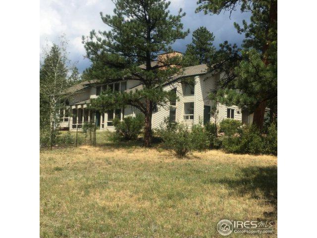 801 Black Canyon Dr, Estes Park, CO 80517 (MLS #827491) :: 8z Real Estate
