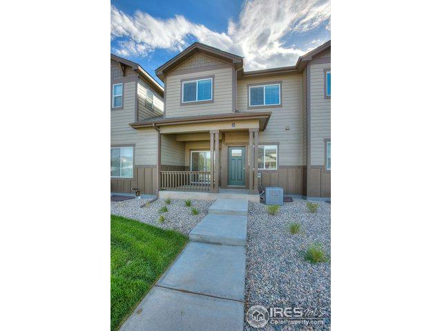 6875 Lee St #6, Wellington, CO 80549 (MLS #843050) :: 8z Real Estate