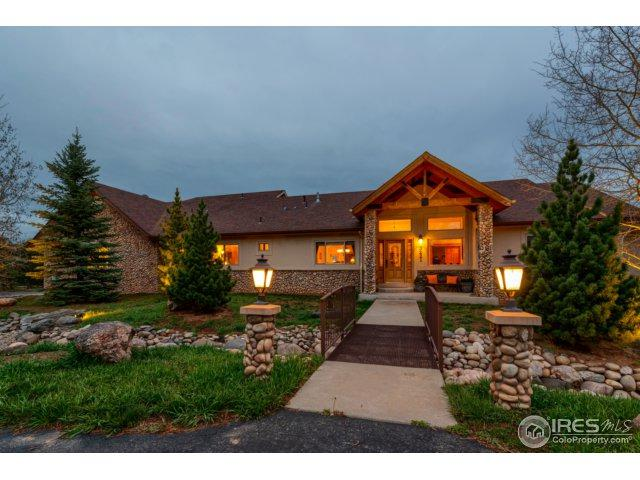 3221 Huckleberry Way, Loveland, CO 80538 (#847613) :: The Peak Properties Group