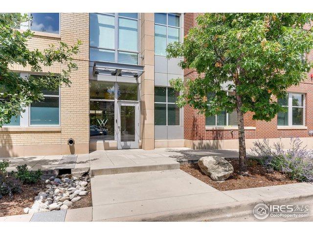 1655 Walnut St #309, Boulder, CO 80302 (MLS #858095) :: Downtown Real Estate Partners