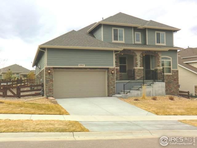 11957 S Stroll Ln, Parker, CO 80138 (MLS #878784) :: 8z Real Estate