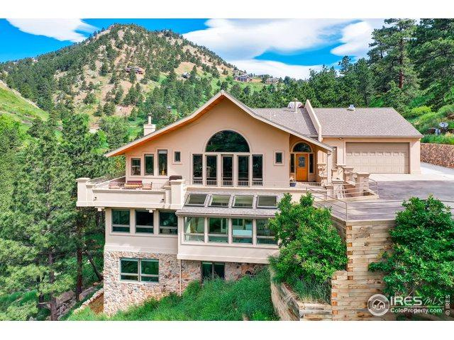 300 Pine Needle Rd, Boulder, CO 80304 (MLS #881314) :: 8z Real Estate