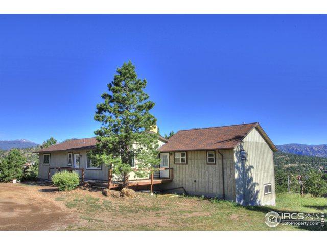 909 Whispering Pines Dr, Estes Park, CO 80517 (MLS #885976) :: 8z Real Estate