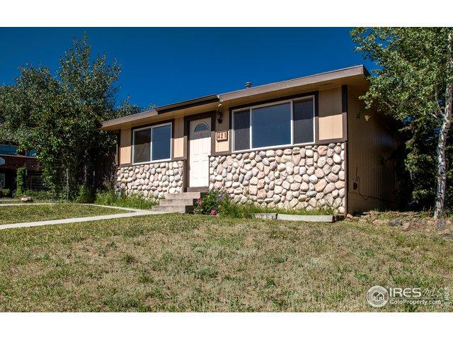 421 Aspen Ave, Estes Park, CO 80517 (MLS #887118) :: J2 Real Estate Group at Remax Alliance