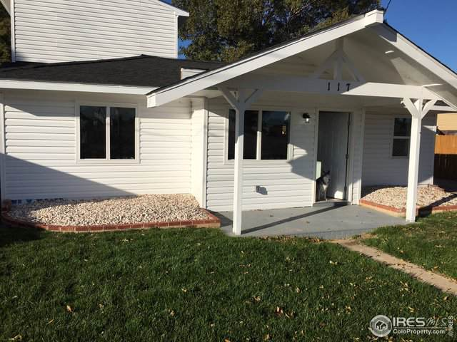 117 4th St, Gilcrest, CO 80623 (MLS #889664) :: 8z Real Estate
