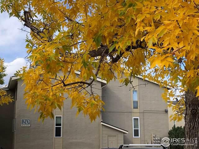20 S Boulder Cir #2302, Boulder, CO 80303 (MLS #891681) :: 8z Real Estate