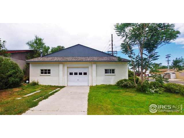 815 23rd Ave, Greeley, CO 80631 (MLS #896950) :: 8z Real Estate