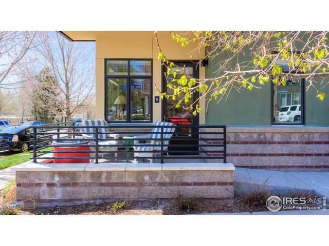 1380 Rosewood Ave B, Boulder, CO 80304 (MLS #907960) :: June's Team