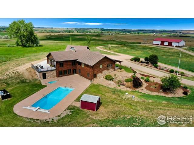 8045 E County Road 16, Johnstown, CO 80534 (MLS #913454) :: RE/MAX Alliance