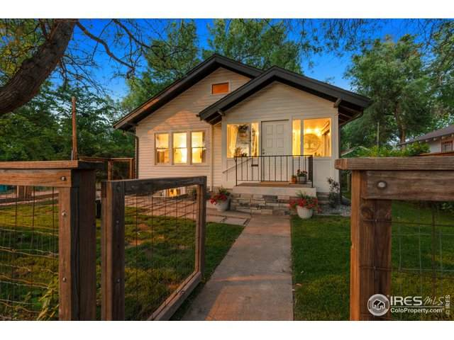 314 S Shields St, Fort Collins, CO 80521 (MLS #916486) :: Downtown Real Estate Partners