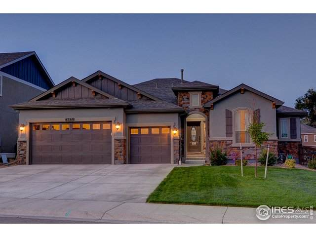 4369 Shepardscress Dr, Johnstown, CO 80534 (#919121) :: My Home Team
