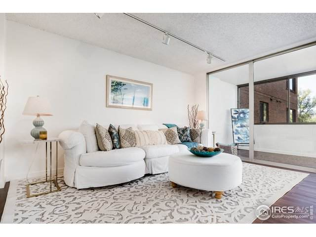 1850 Folsom St #406, Boulder, CO 80302 (MLS #923457) :: 8z Real Estate