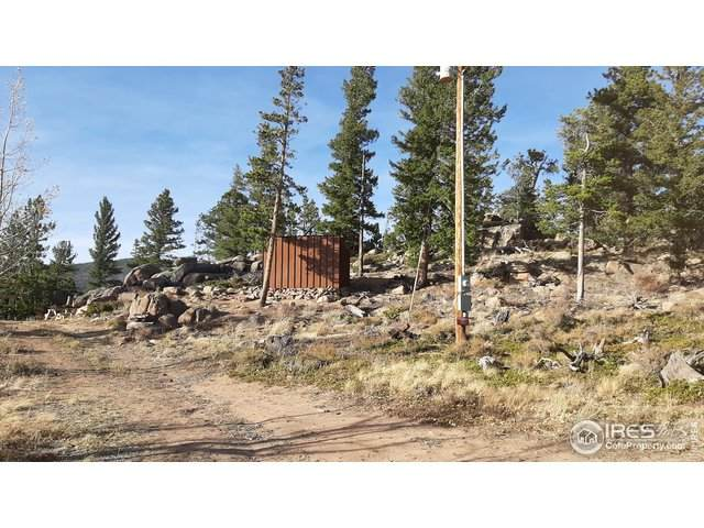 518 Crow Rd, Red Feather Lakes, CO 80545 (MLS #923662) :: Kittle Real Estate