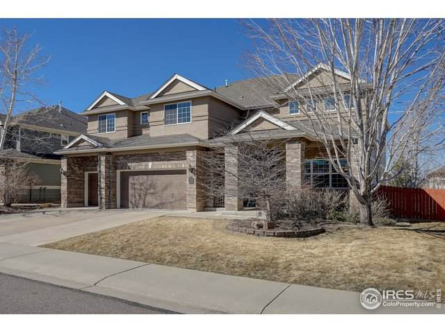 1501 Cannon Mountain Dr, Longmont, CO 80503 (MLS #933691) :: Tracy's Team