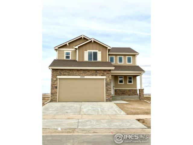 10109 W 11th St, Greeley, CO 80634 (#831249) :: The Peak Properties Group
