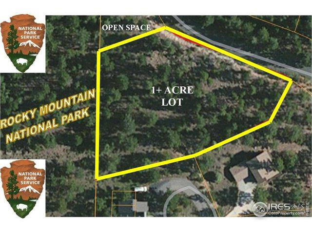 0 Char Del Ln, Estes Park, CO 80517 (MLS #853986) :: J2 Real Estate Group at Remax Alliance