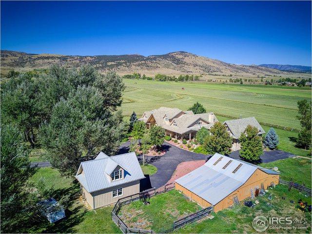 5101 Saint Vrain Rd, Longmont, CO 80503 (MLS #856300) :: 8z Real Estate