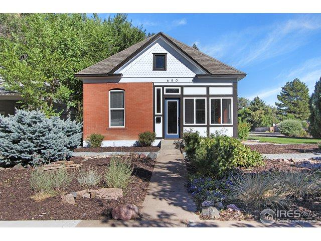 650 Stover St, Fort Collins, CO 80524 (MLS #862285) :: The Daniels Group at Remax Alliance