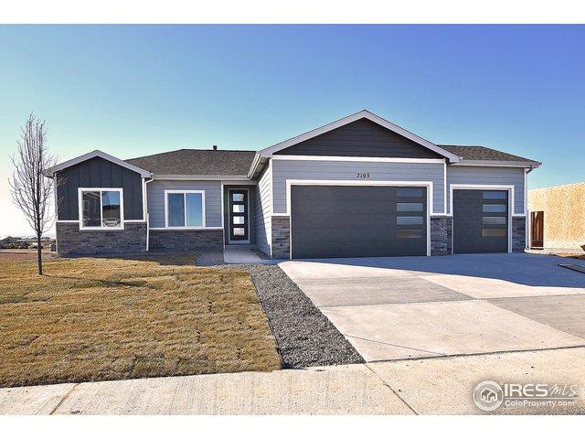 7103 Sage Meadows Dr, Wellington, CO 80549 (MLS #865275) :: Kittle Real Estate