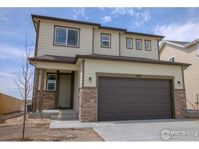 1085 Johnson St, Wiggins, CO 80654 (MLS #871755) :: Kittle Real Estate