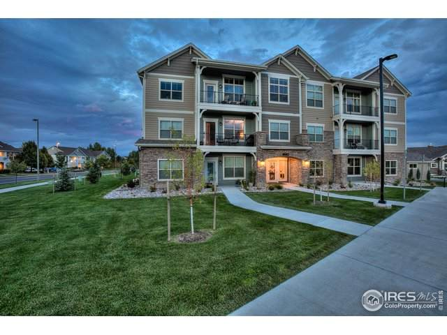 4780 Hahns Peak Dr #205, Loveland, CO 80538 (MLS #882261) :: Kittle Real Estate
